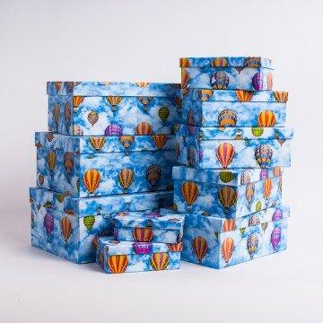 Набор коробок 10шт