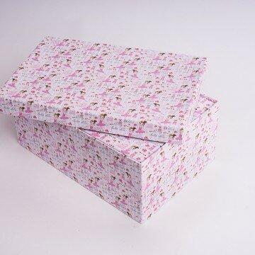 Набор коробок принцеса 10шт