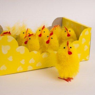 Цыплята крупные- упаковка 8шт