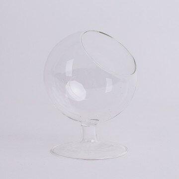 ваза стекло настольная